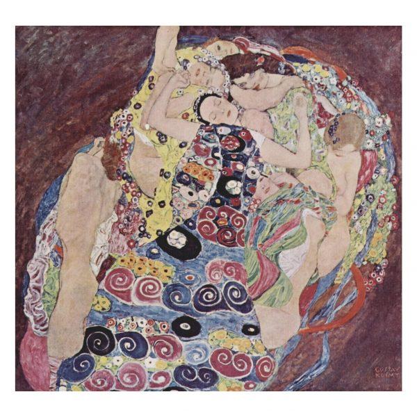 La Vergine di Gustav Klimt
