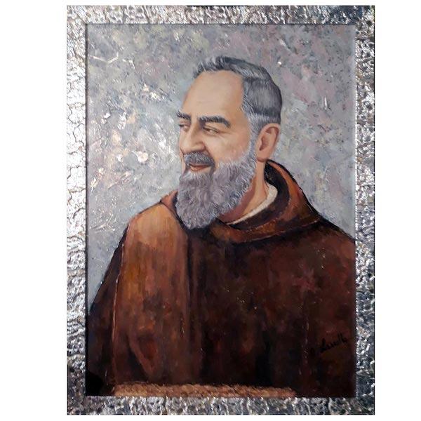 Dipinto Padre Pio