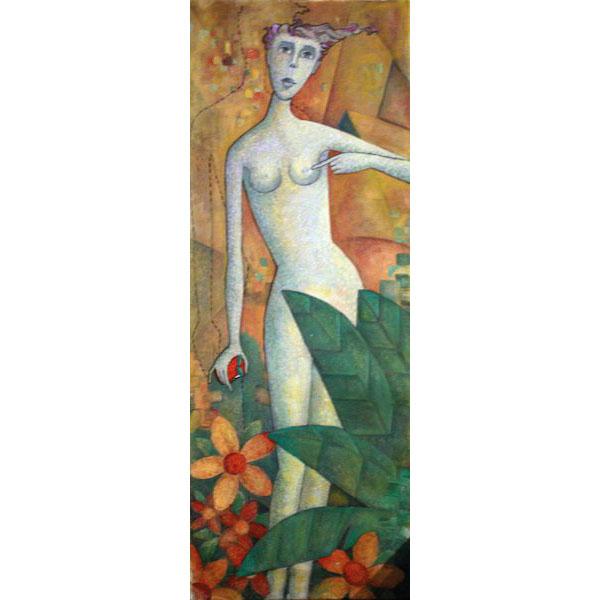 Eva ed Adamo Dipinto
